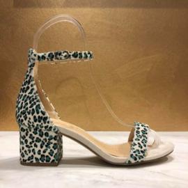 SPM sandaal Louisa | Leopard