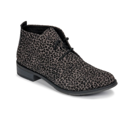 Marco Tozzi VeterBoots | Leopard Grey