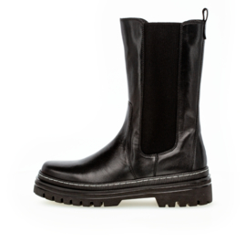 Gabor Chelsea Boots   Black
