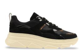 Poelman sneaker | Black Jean