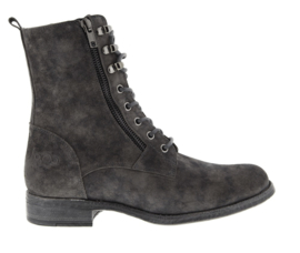 AQA Biker Boots | Cloud Carbon