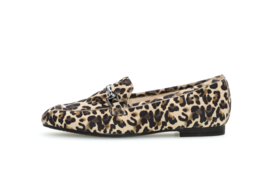 Gabor loafers | Leopard