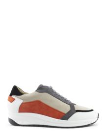 Deabused sneakers | Lina Suéde Koraal