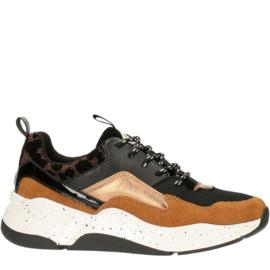 Bullboxer sneaker | Cognac Combi