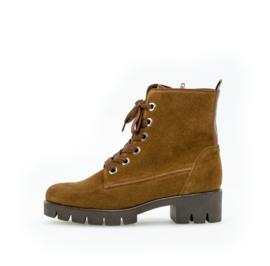 Gabor Biker Boots | Cognac