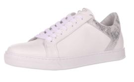 SPM sneaker | Sanso White/Silver
