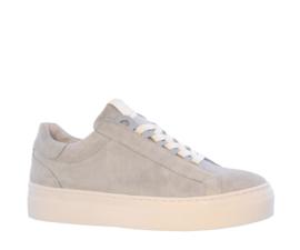 AQA sneakers | Velour Tequila / Plume Bianco