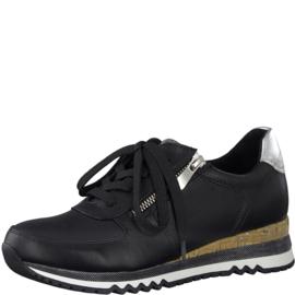 Marco Tozzi sneaker | Black Combi