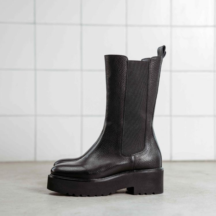 Via Vai Chelsea boots   Bobbi Cesano Nero