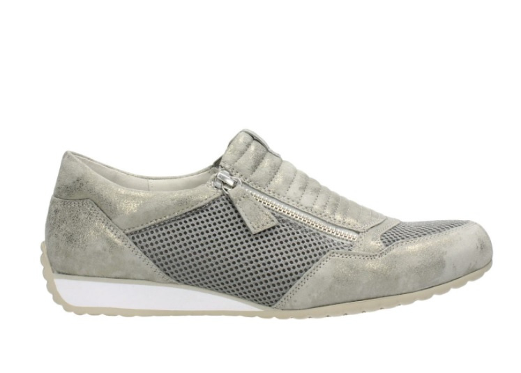 Gabor Rhodos sneakers   Metallic Taupe