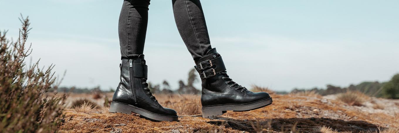 Via Vai biker boots