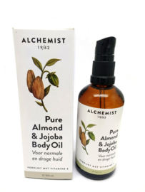 Pure Almond & Jojoba Body Oil