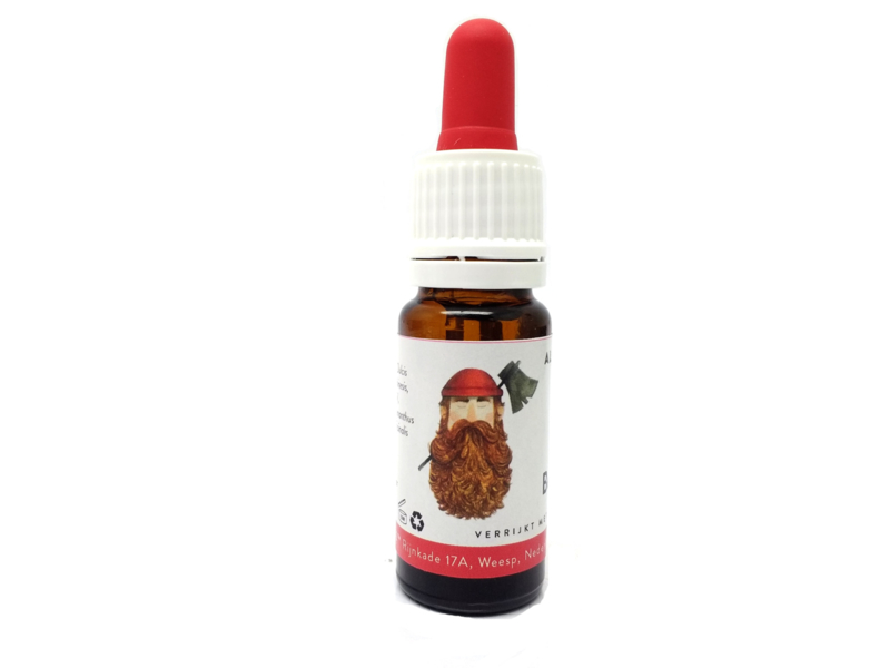 Wood Master Baard Olië - 10 ml