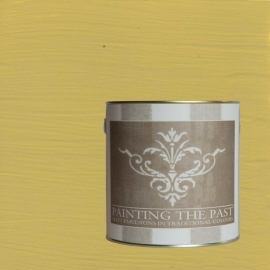 S 09 Mustard -  Painting the Past Wandfarbe