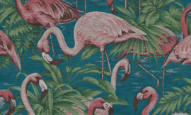 Arte Avalon Tapeten Flamingo 31541