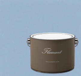 P86 Blue Cap Ferrat - Flamant Lack Wall & Wood Satin