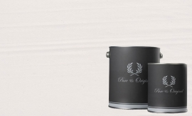 Lava White - Pure & Original Kreidefarbe Classico