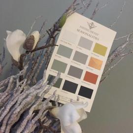 5 Neue Seasonalities Farben von Painting the Past  | 10.2016