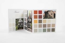 Flamant Fassadenfarbe Farbkarte