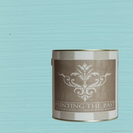 K 52 Turquoise -  Painting the Past Wandfarbe