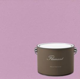 207 Violetta - Flamant Lack Wall & Wood Satin