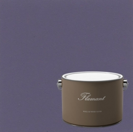 195 Nocturne - Flamant Lack Wall & Wood Satin