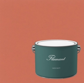 226 Tangerine - Flamant Lack Matt