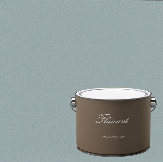 197 Murano - Flamant Lack Wall & Wood Satin