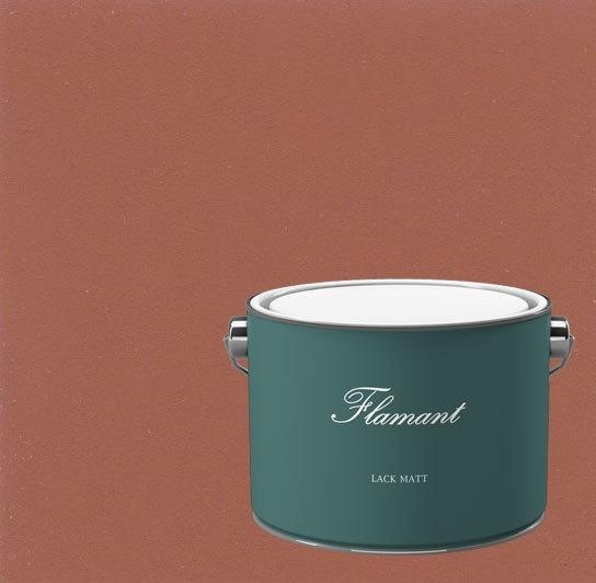 P40 Terracotta - Flamant Lack Matt