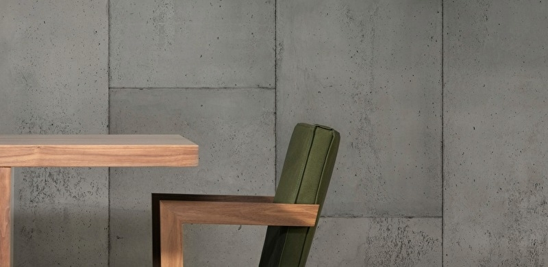 Arte Concrete Tapete - Con  01