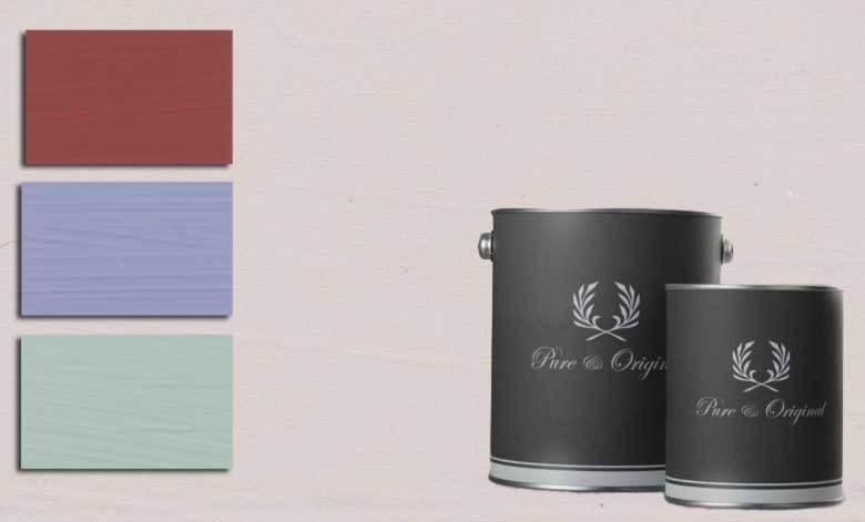 Auswahlmenu - Pure & Original Kreidefarbe Classico