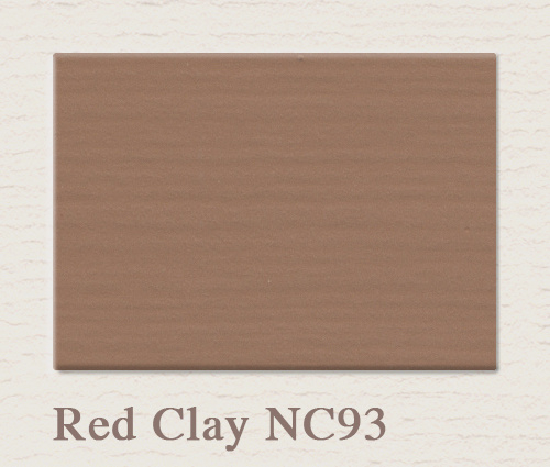 NC 93 Red Clay -  Painting the Past Wandfarbe