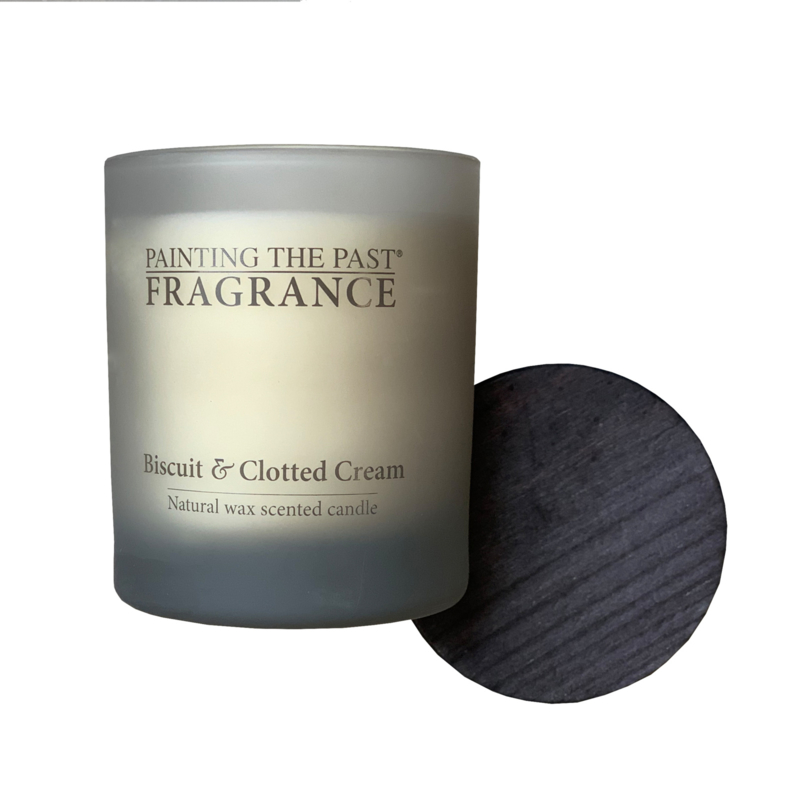 Candle NO 12 Biscuit & Clotted Cream