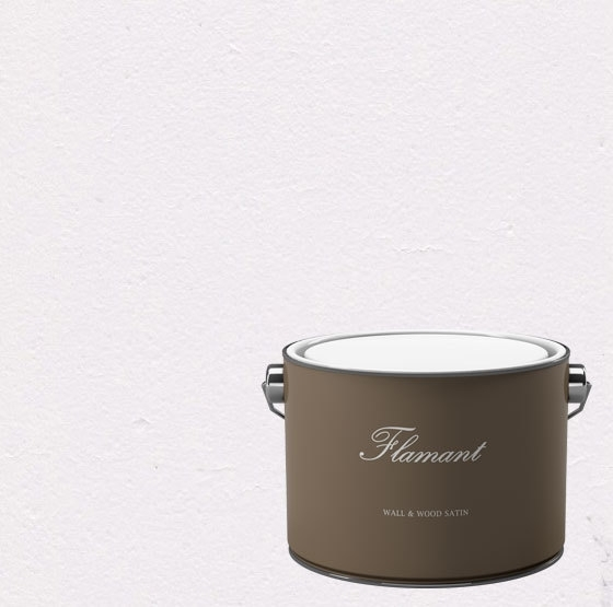123 Most White - Flamant Lack Wall & Wood Satin