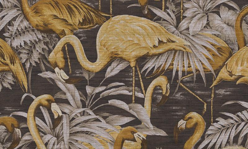 Arte Avalon Tapeten Flamingo 31540