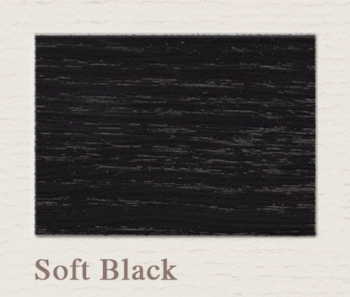 Soft Black - Painting the Past OUTDOOR Lack