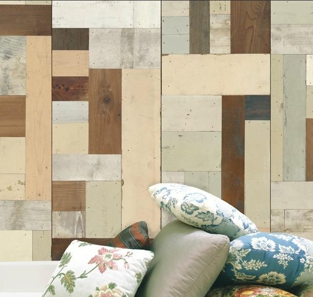 Arte Scrapwood Wallpaper Piet Hein Eek 06