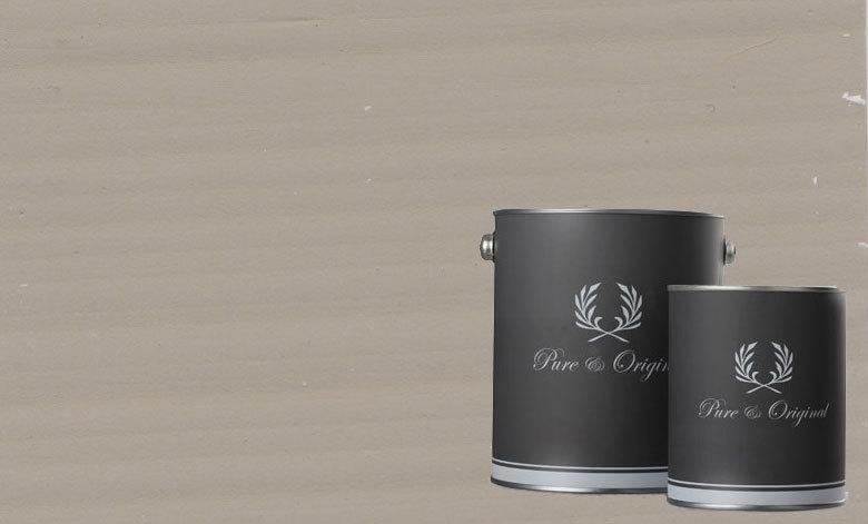 Flannel Gray - Pure & Original Lack Eggshell Wasserbasiert