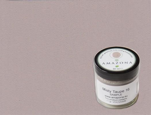 Misty Taupe 16 Kreidefarbe - Amazona