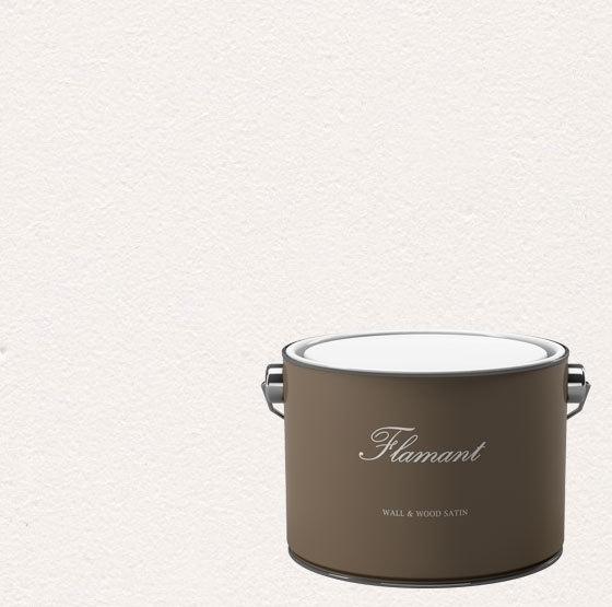 165 Plume - Flamant Lack Wall & Wood Satin