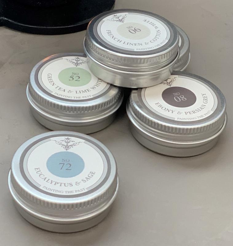 Meltin NO 06 French Linen & Cotton White