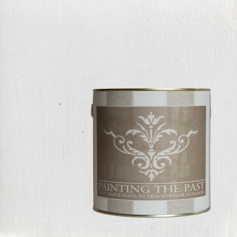S 00 Chalk White -  Painting the Past Wandfarbe