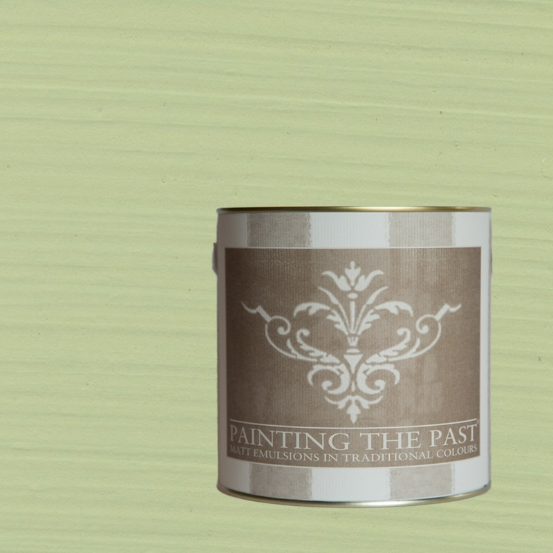 K 84 Apple Green -  Painting the Past Wandfarbe