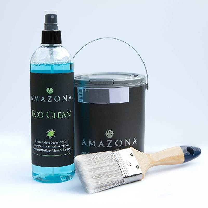 Action Set Amazona (Inkl. Pinsel, Amazona Dose, Eco Clean)