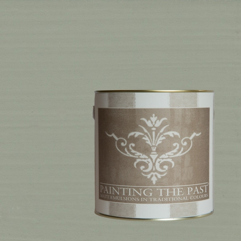 NN 53 Cottage Green -  Painting the Past Wandfarbe