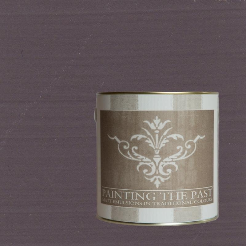 SC 08 Ebony -  Painting the Past Wandfarbe