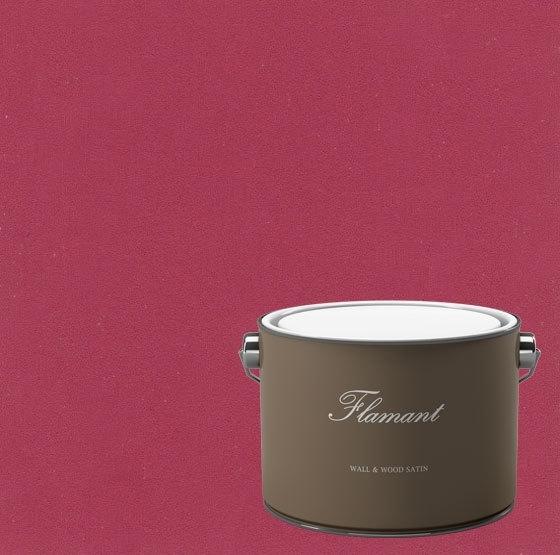 199 Pimento - Flamant Lack Wall & Wood Satin