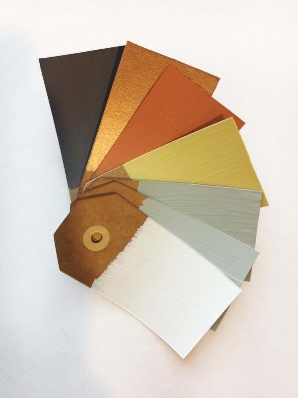 Neue Farben von  Painting the Past | 10.2015