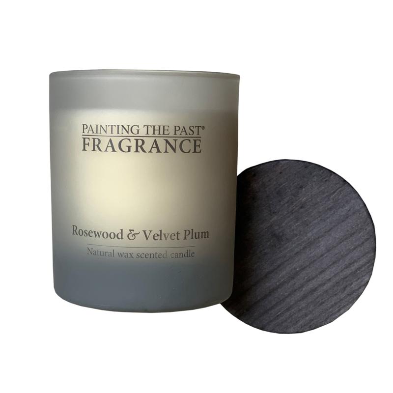 Candle NO 97 Rosewood & Velvet Plum