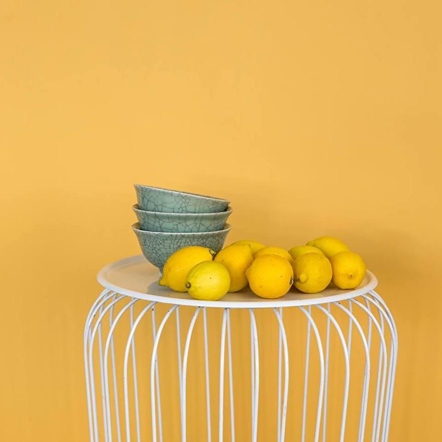 Citron Amazona Kreidefarbe
